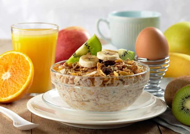 Диетические завтраки