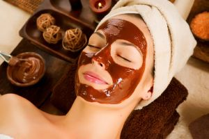 chocolate-mask
