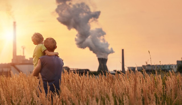 Загрязнение организма тяжелыми металлами
