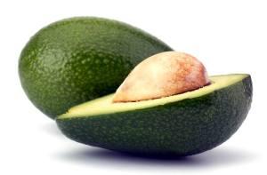Маска для волос с авокадо